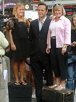 LONG AND SHORT photo | Vince Vaughn