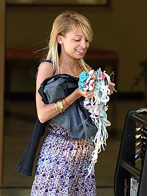 SUITING UP photo | Nicole Richie