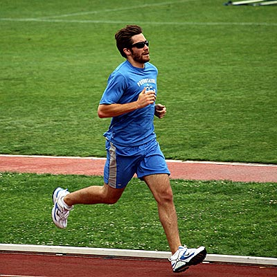 MARATHON MAN photo | Jake Gyllenhaal