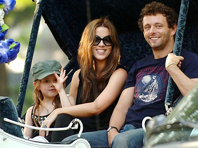 FRIENDLY EXES photo | Kate Beckinsale, Michael Sheen