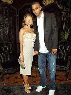 FASHION COORDINATES photo | Eva Longoria, Tony Parker