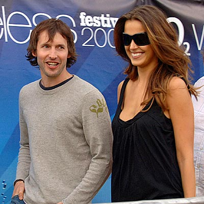 'BEAUTIFUL' DUET photo | James Blunt, Petra Nemcova