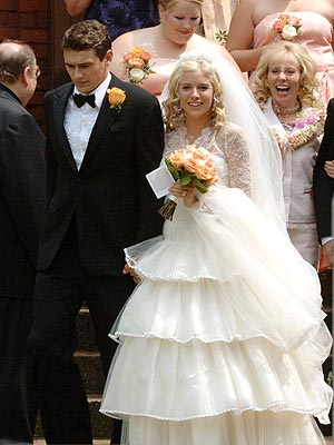 THERE GOES THE BRIDE photo | James Franco, Sienna Miller