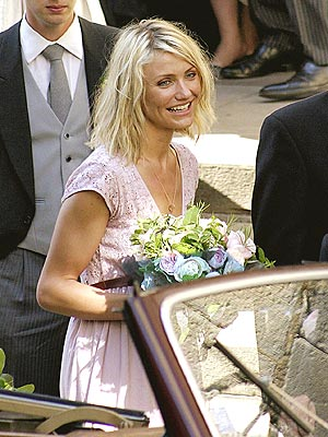 WEDDING BELLE photo | Cameron Diaz