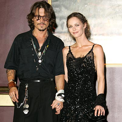 EASY COMMUTE photo | Johnny Depp, Vanessa Paradis