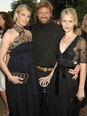 LOVELY LADIES photo | Claire Danes, Linda Evangelista, Stefano Pilati