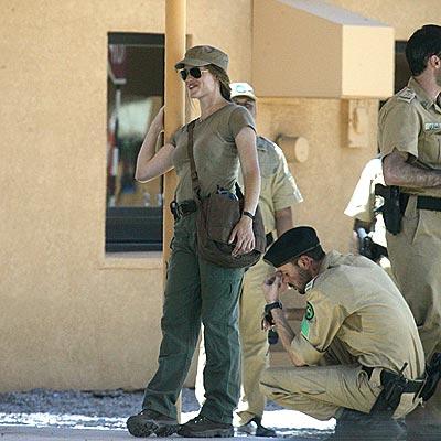 ARMY OF ONE photo | Jennifer Garner