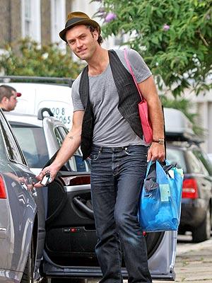 THE LIBERTINE photo | Jude Law