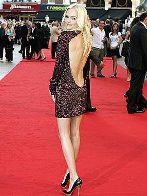 BABY'S GOT BACK photo | Kate Bosworth