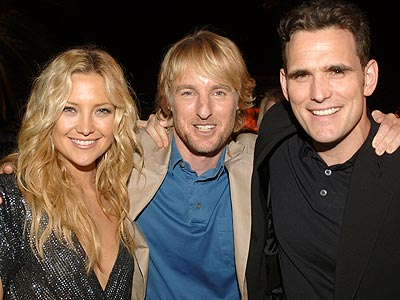 THREE'S COMPANY photo | Kate Hudson, Matt Dillon, Owen Wilson