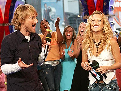ON THE SPOT photo | Kate Hudson, Owen Wilson