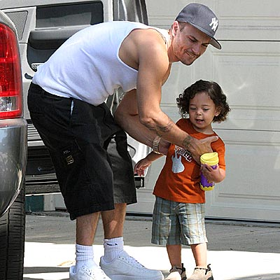 DADDY DAYCARE photo | Kevin Federline