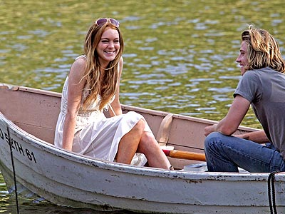 COME SAIL AWAY photo   Lindsay Lohan