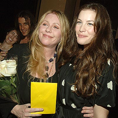 FEMALE BONDING photo | Bebe Buell, Liv Tyler