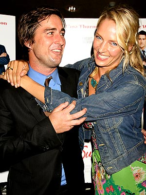 WE'RE 'SUPER' (THANKS FOR ASKING) photo | Luke Wilson, Uma Thurman