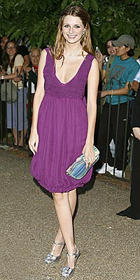 PURPLE ROSE OF LONDON photo | Mischa Barton