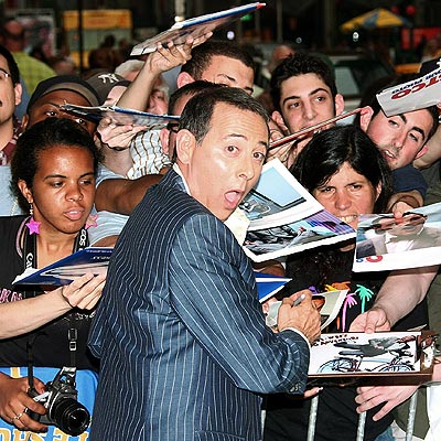 PLAY TIME WITH PEE-WEE photo | Paul Reubens