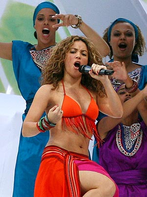 SHAK ATTACK photo | Shakira