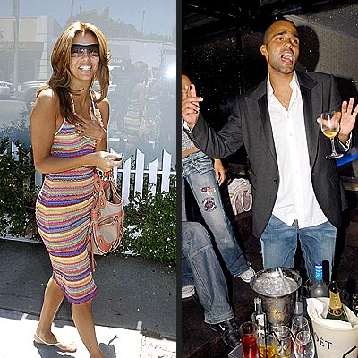 WORLDS AWAY photo | Eva Longoria, Tony Parker