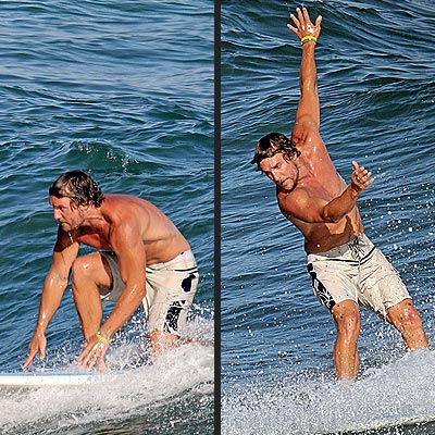 WAVE RUNNER photo | Matthew McConaughey