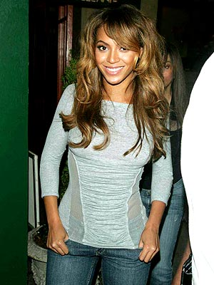 OFF DUTY photo | Beyonce Knowles