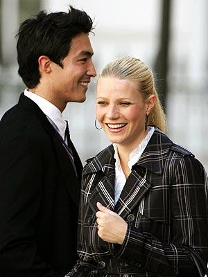 Daniel Henney and gwyneth paltrow