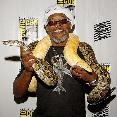 S-S-SCENE S-S-STEALERS photo | Samuel L. Jackson