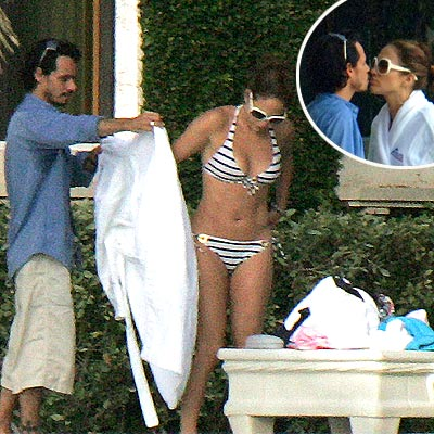 GIVE AND TAKE photo | Jennifer Lopez, Marc Anthony