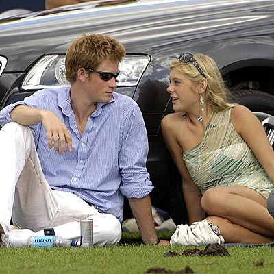 SPLENDOR IN THE GRASS photo | Chelsy Davy, Prince Harry