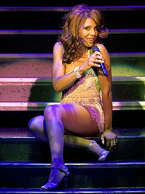 SINGULAR SENSATION photo | Toni Braxton