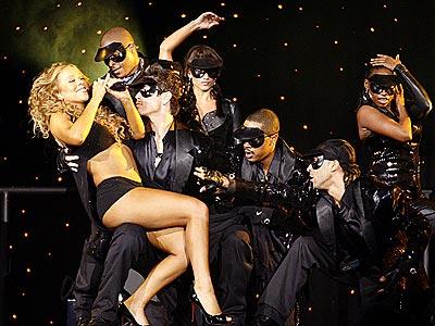 CATCH HER IF YOU CAN photo | Mariah Carey