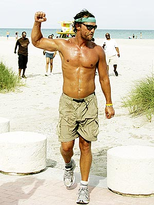 PUMPED UP photo | Matthew McConaughey