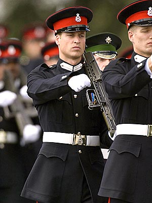 AT HER MAJESTY&#39;S SERVICE photo | Prince William