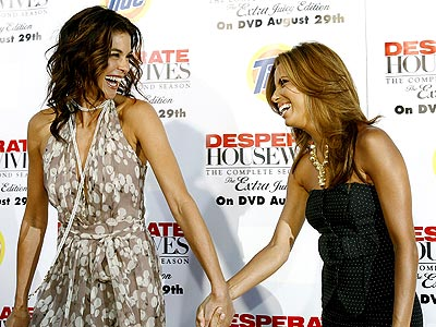 JUST FOR LAUGHS photo | Eva Longoria, Teri Hatcher