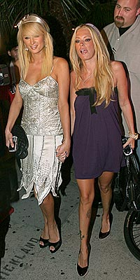LADIES NIGHT photo | Jenna Jameson, Paris Hilton