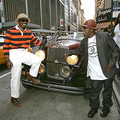 ANTIQUE ROADSHOW photo | Andre 3000, Big Boi