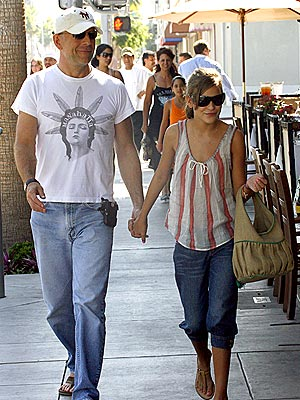 DADDY'S GIRL photo | Bruce Willis, Tallulah Belle Willis