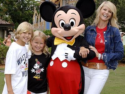 MICKEY'S MOUSEKETEERS photo | Christie Brinkley