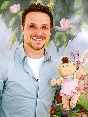 PATCHED IN  photo | Drew Lachey