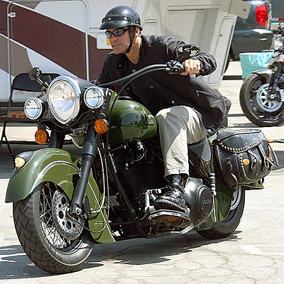 REVVED UP photo | George Clooney