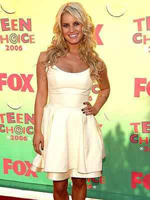 TEEN QUEEN photo | Jessica Simpson