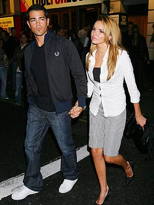 LONDON CALLING photo | Jesse Metcalfe, Nadine Coyle