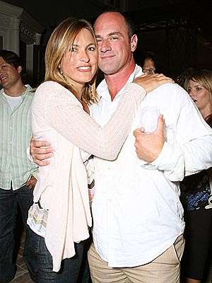 &#39;SPECIAL&#39; GUESTS  photo | Christopher Meloni, Mariska Hargitay