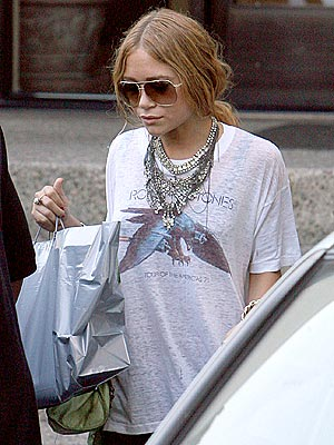 THE DIAMOND LIFE photo | Mary-Kate Olsen
