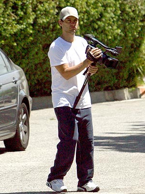 POINT AND SHOOT photo | Tobey Maguire