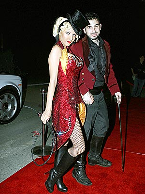 RING MASTERS photo | Christina Aguilera, Jordan Bratman