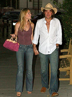 NO RESERVATIONS photo | Denise Richards, Richie Sambora