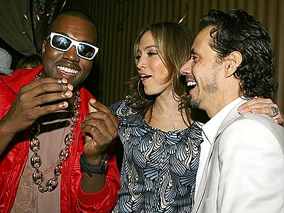 ALL NIGHT LONG  photo | Jennifer Lopez, Kanye West, Marc Anthony