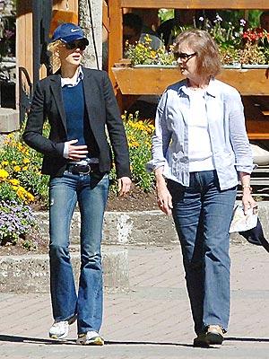 CANADIAN HOLIDAY photo | Nicole Kidman