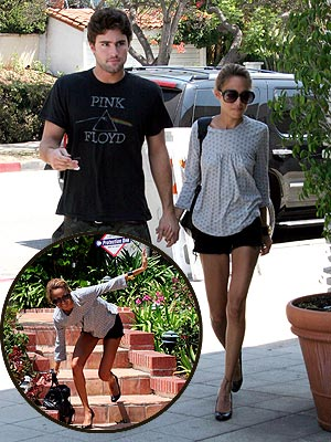 FALLING FOR A NEW MAN?  photo | Brody Jenner, Nicole Richie